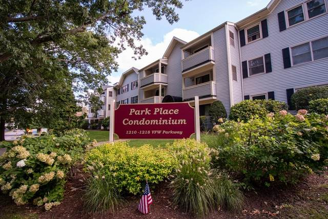 1216 Vfw Pkwy #44, Boston, MA 02132 (MLS #72899452) :: Conway Cityside