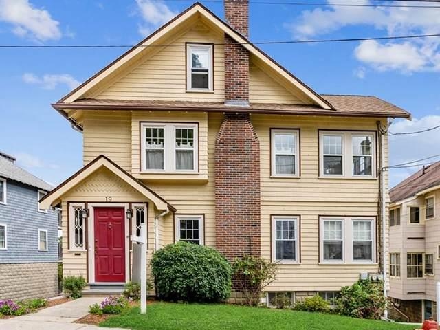 19 Howard Street #1, Arlington, MA 02476 (MLS #72899453) :: The Gillach Group