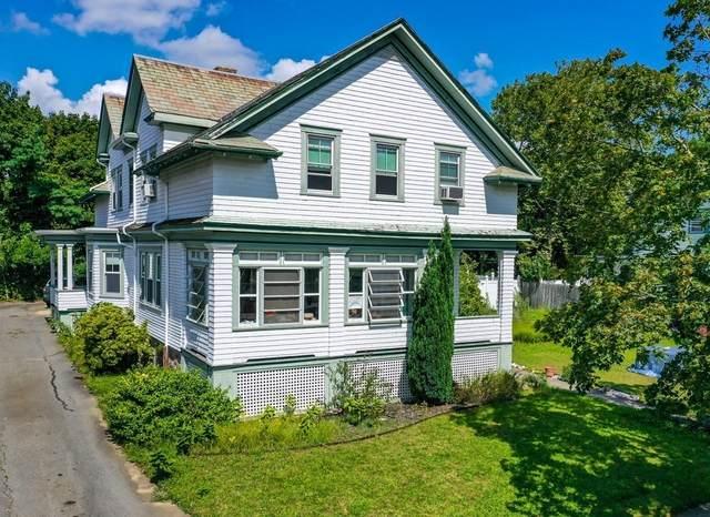 29 Mount Vernon St, New Bedford, MA 02740 (MLS #72899475) :: RE/MAX Vantage