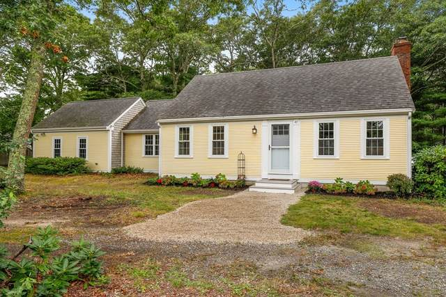 47 Old Fields Rd, Sandwich, MA 02563 (MLS #72899526) :: Home And Key Real Estate