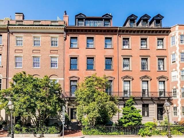 94 Beacon Street #1, Boston, MA 02108 (MLS #72899537) :: Cape Cod and Islands Beach Properties
