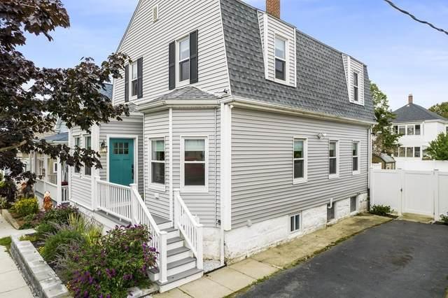 71 Valentine St, New Bedford, MA 02744 (MLS #72899547) :: RE/MAX Vantage