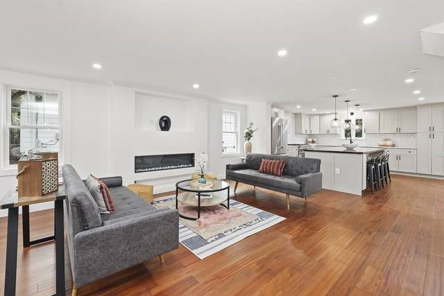 87 Whitcomb Ave, Boston, MA 02130 (MLS #72899559) :: The Gillach Group