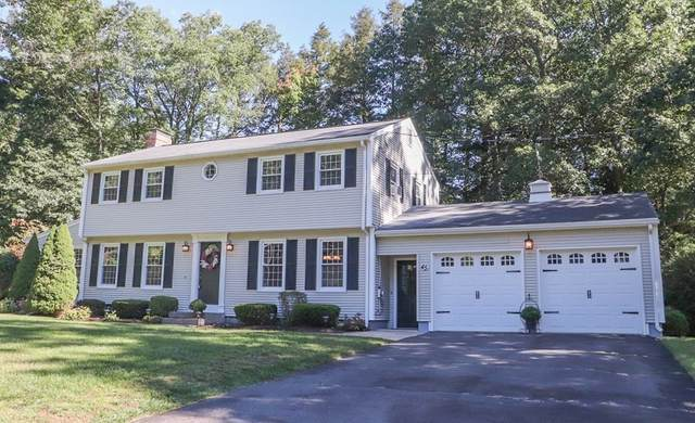 45 Old Quarry Road, Westfield, MA 01085 (MLS #72899570) :: Boylston Realty Group