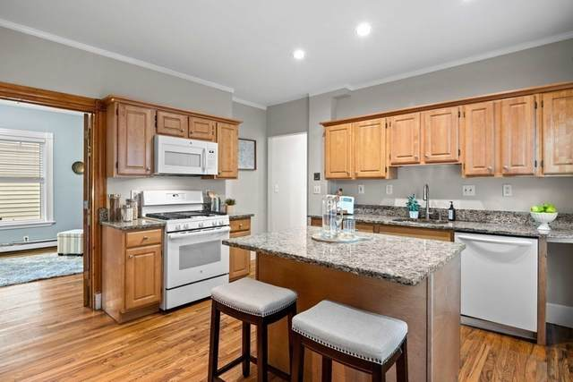 20 Forbes Street #1, Boston, MA 02130 (MLS #72899591) :: The Gillach Group