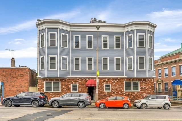 137 Dorchester St 2D, Boston, MA 02127 (MLS #72899596) :: Conway Cityside