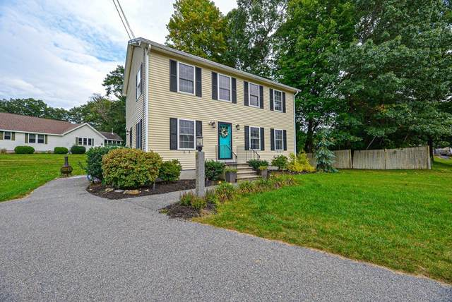 12 Lighthouse Way, Seabrook, NH 03874 (MLS #72899631) :: The Gillach Group
