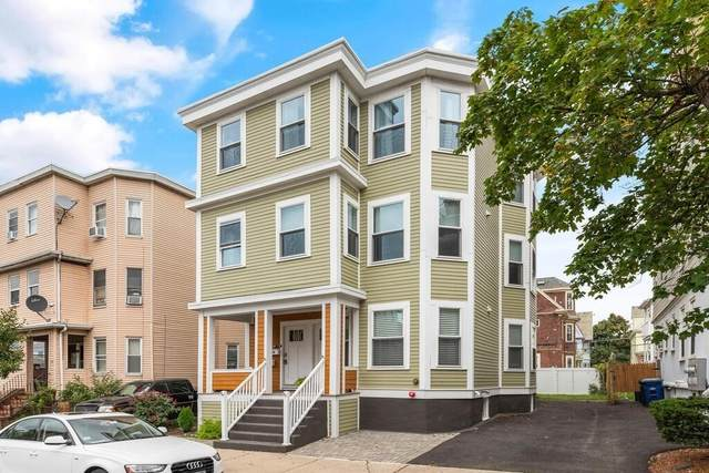 11-15 Connecticut Ave #3, Somerville, MA 02145 (MLS #72899648) :: The Seyboth Team