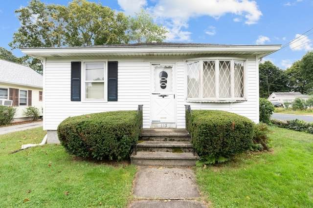 115 Forest Ave, Seekonk, MA 02771 (MLS #72899657) :: The Ponte Group