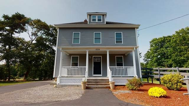 239 Main St, Lakeville, MA 02347 (MLS #72899666) :: Rose Homes | LAER Realty Partners
