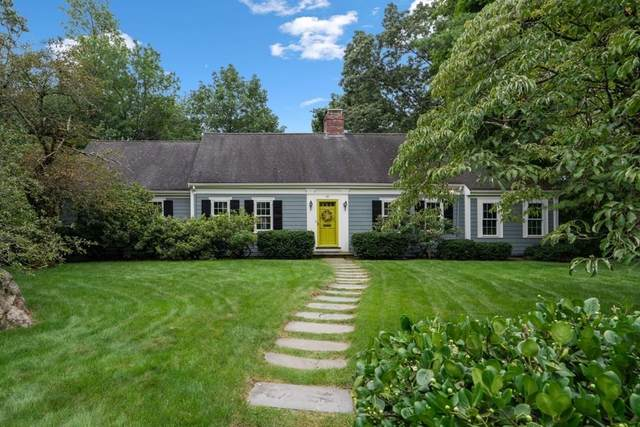 20 Chatham Cir, Wellesley, MA 02481 (MLS #72899680) :: The Gillach Group