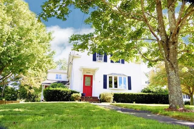 244 Laurel St, East Bridgewater, MA 02333 (MLS #72899699) :: Home And Key Real Estate