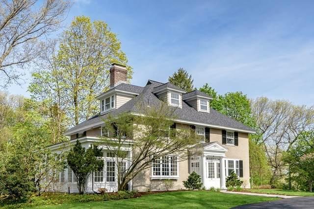 11 Hillside Rd, Wellesley, MA 02481 (MLS #72899723) :: The Gillach Group