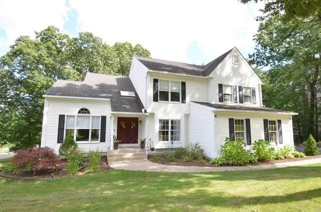 45 Dover Circle, Franklin, MA 02038 (MLS #72899729) :: Spectrum Real Estate Consultants