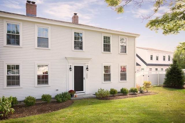 1222 Main Street, Hingham, MA 02043 (MLS #72899776) :: Home And Key Real Estate
