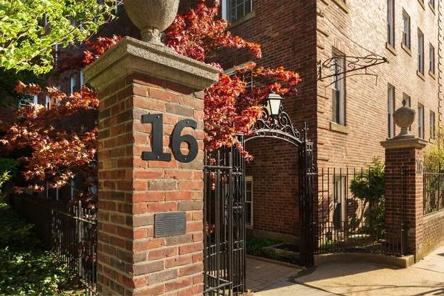 16 Chauncy #17, Cambridge, MA 02138 (MLS #72899786) :: The Gillach Group