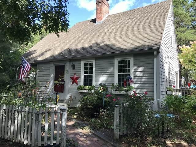 34 West Way, Mashpee, MA 02649 (MLS #72899796) :: Home And Key Real Estate