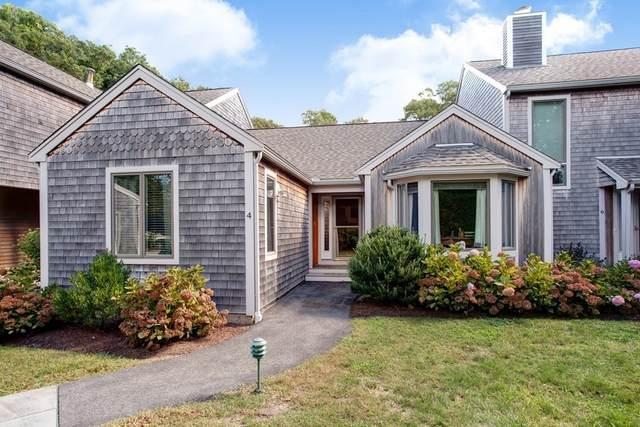 4 Landfall #4, Falmouth, MA 02540 (MLS #72899799) :: Home And Key Real Estate