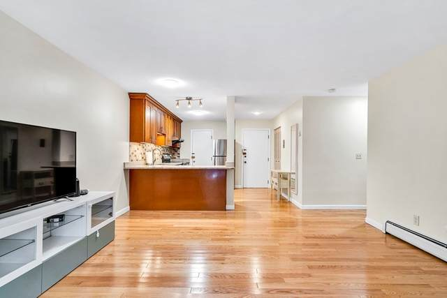 804 Centre St #102, Boston, MA 02130 (MLS #72899816) :: The Gillach Group