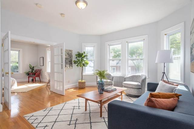 2 Lee Street #1, Somerville, MA 02145 (MLS #72899818) :: Conway Cityside