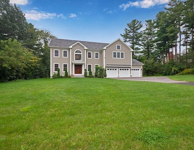 6 Reiling Pond Rd, Lincoln, MA 01773 (MLS #72899851) :: Spectrum Real Estate Consultants