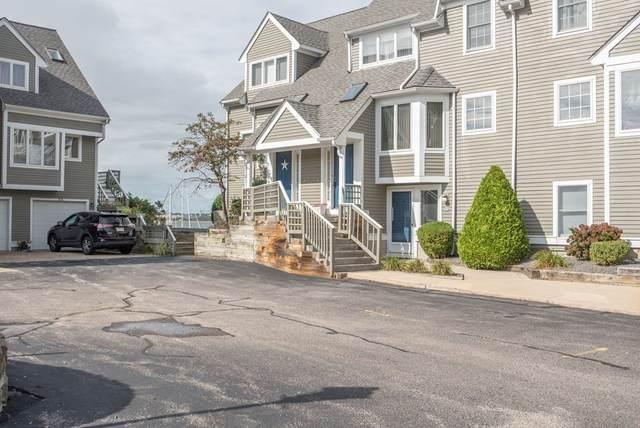 700 Shore Dr #603, Fall River, MA 02721 (MLS #72899950) :: RE/MAX Vantage