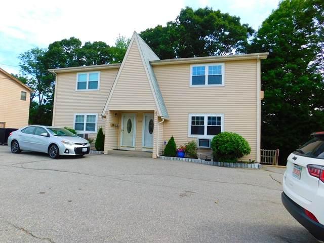1569 Douglas Ave #2, North Providence, RI 02904 (MLS #72899969) :: Spectrum Real Estate Consultants