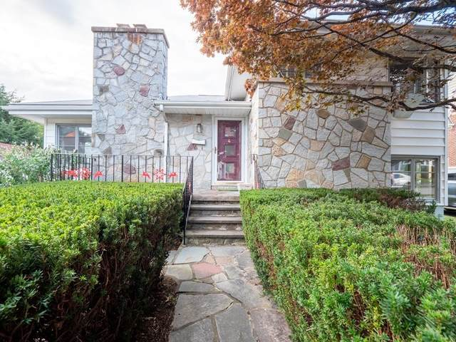 4 Eastbourne St., Boston, MA 02131 (MLS #72899979) :: The Gillach Group