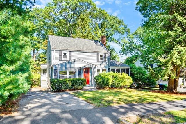 46 Roundwood Rd, Newton, MA 02464 (MLS #72900004) :: The Gillach Group
