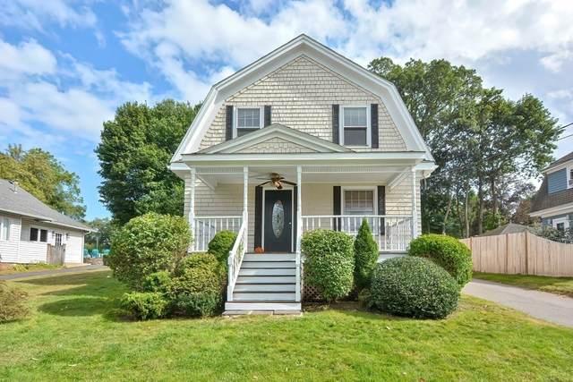 254 Pleasant St, Walpole, MA 02032 (MLS #72900176) :: Spectrum Real Estate Consultants