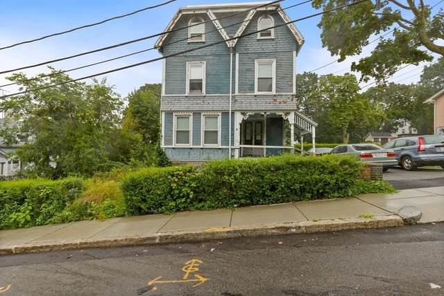 16 High St, Boston, MA 02122 (MLS #72900276) :: Spectrum Real Estate Consultants