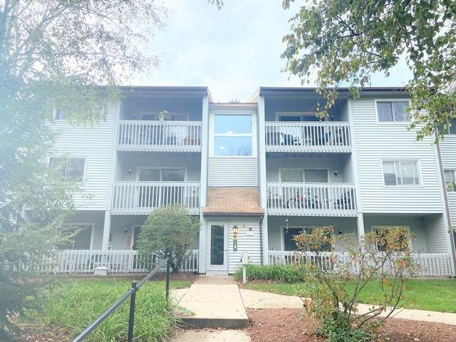 609 Franklin Crossing Rd #609, Franklin, MA 02038 (MLS #72900279) :: Spectrum Real Estate Consultants
