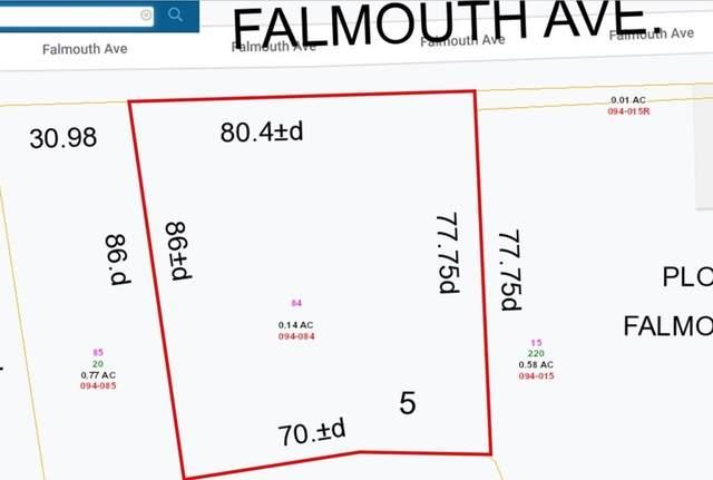 0 Falmouth Ave, Brockton, MA 02303 (MLS #72900298) :: Conway Cityside