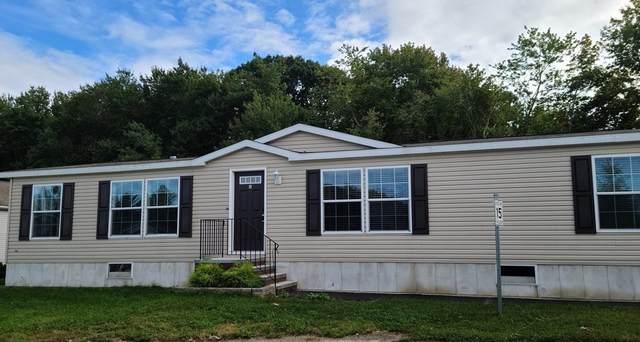 1 Tayler, West Bridgewater, MA 02379 (MLS #72900389) :: RE/MAX Vantage