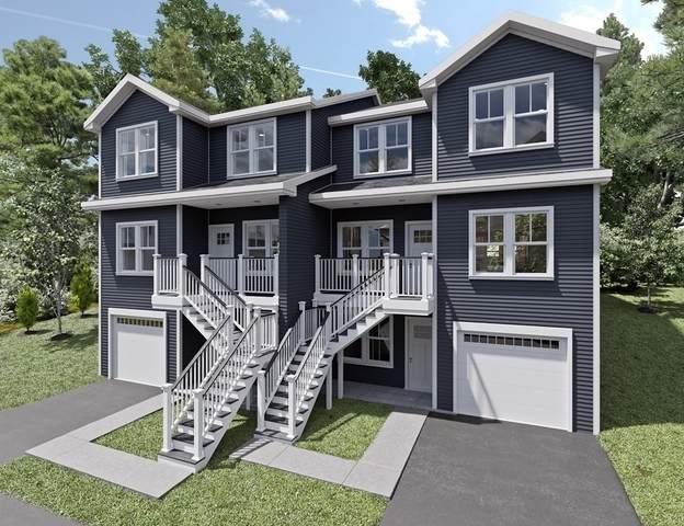 279 Suffolk Avenue #2, Revere, MA 02151 (MLS #72900434) :: RE/MAX Vantage