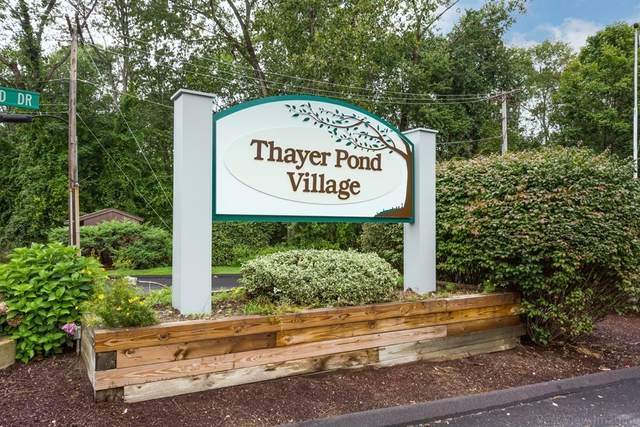 23 Thayer Pond Dr #5, Oxford, MA 01537 (MLS #72900461) :: Maloney Properties Real Estate Brokerage