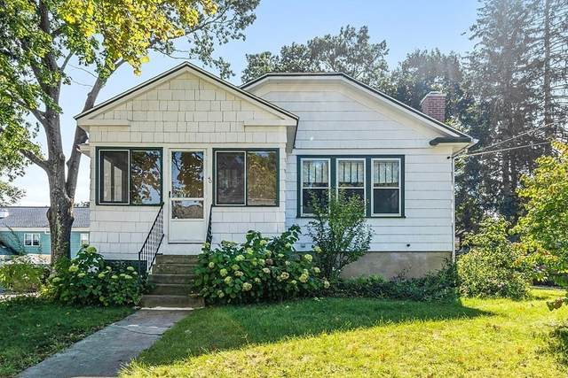40 Bartlett St, Leominster, MA 01453 (MLS #72900485) :: Maloney Properties Real Estate Brokerage