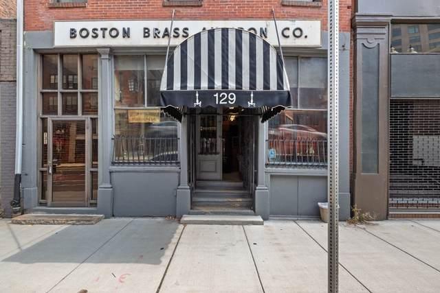 129 North Washington  Street, Boston, MA 02114 (MLS #72900486) :: Revolution Realty