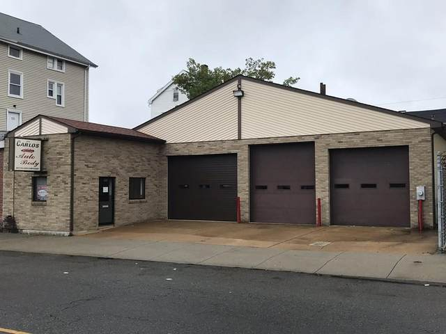 398 Second St, Fall River, MA 02721 (MLS #72900490) :: Revolution Realty