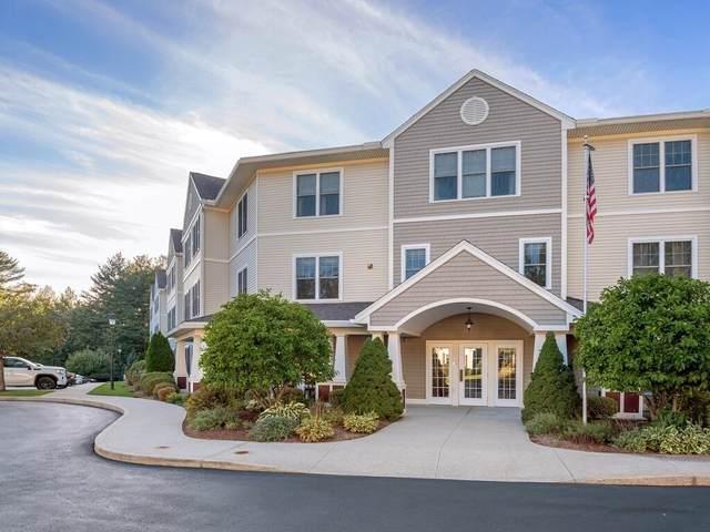 7 Crescent Way #214, Sturbridge, MA 01518 (MLS #72900491) :: Maloney Properties Real Estate Brokerage