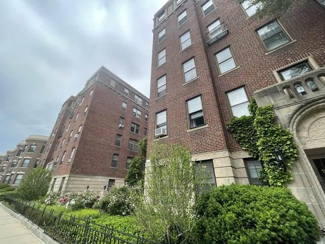 1949 Commonwealth Ave #61, Boston, MA 02135 (MLS #72900493) :: Conway Cityside