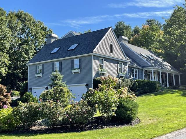 71 Cranberry Ln, Needham, MA 02492 (MLS #72900502) :: The Gillach Group
