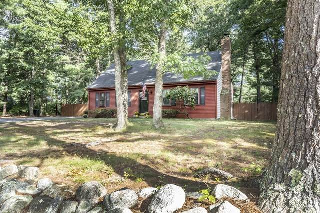 40 Russell Trufant Rd, Carver, MA 02330 (MLS #72900527) :: Alex Parmenidez Group