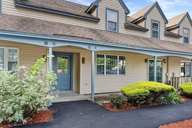 29 Kennedy Dr #29, Chelmsford, MA 01824 (MLS #72900545) :: Trust Realty One