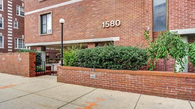 1580 Massachusetts Ave 5F, Cambridge, MA 02138 (MLS #72900555) :: The Gillach Group