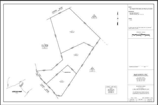 15 Clapp Rd 3A/3B/0 North Lot 2, Hardwick, MA 01037 (MLS #72900622) :: Boylston Realty Group