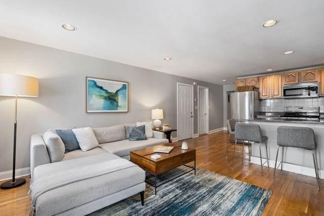 9 Allston Street #1, Boston, MA 02129 (MLS #72900631) :: Alex Parmenidez Group