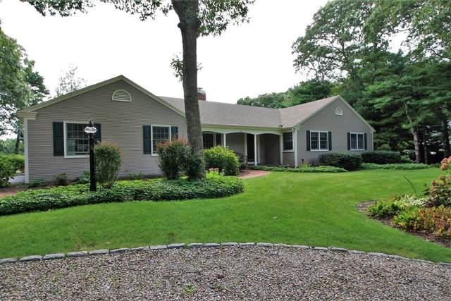 15 Congressional Dr, Yarmouth, MA 02675 (MLS #72900646) :: Boylston Realty Group
