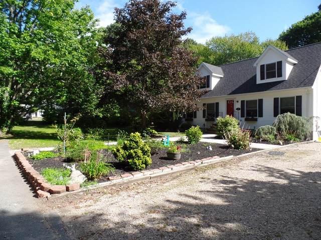 2 Shade Tree Lane, Acushnet, MA 02743 (MLS #72900716) :: Rose Homes | LAER Realty Partners