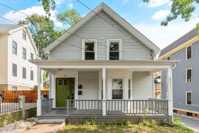 105 School St, Somerville, MA 02143 (MLS #72900730) :: Conway Cityside